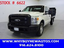 2011_Ford_F350_~ Extended Cab ~ Stake Bed ~ Only 64K Miles!_ Rocklin CA