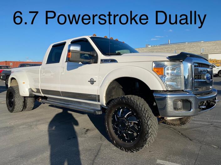 2011 Ford F350 Lariat West Valley City UT