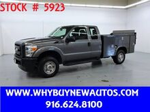 2011_Ford_F350_Utility ~ 4x4 ~ Extended Cab ~ Liftgate ~ Only 55K Miles!_ Rocklin CA