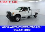 2011 Ford F350 Utility ~ 4x4 ~ Extended Cab ~ Only 49K Miles!