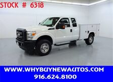 2011_Ford_F350_Utility ~ 4x4 ~ Extended Cab ~ Only 49K Miles!_ Rocklin CA