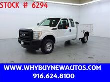 2011_Ford_F350_Utility ~ 4x4 ~ Extended Cab ~ Only 69K Miles!_ Rocklin CA