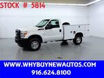 2011 Ford F350 Utility ~ 4x4 ~ Only 26K Miles!
