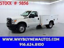 2011_Ford_F350_Utility ~ 4x4 ~ Only 63K Miles!_ Rocklin CA