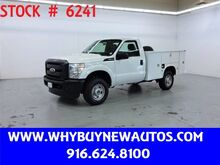 2011_Ford_F350_Utility ~ 4x4 ~ Only 67K Miles!_ Rocklin CA