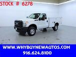 2011 Ford F350 Utility ~ 4x4 ~ Only 68K Miles!