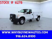 2011_Ford_F350_Utility ~ 4x4 ~ Only 68K Miles!_ Rocklin CA