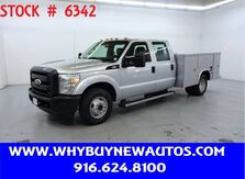 2011_Ford_F350_Utility ~ Crew Cab ~ Only 34K Miles!_ Rocklin CA