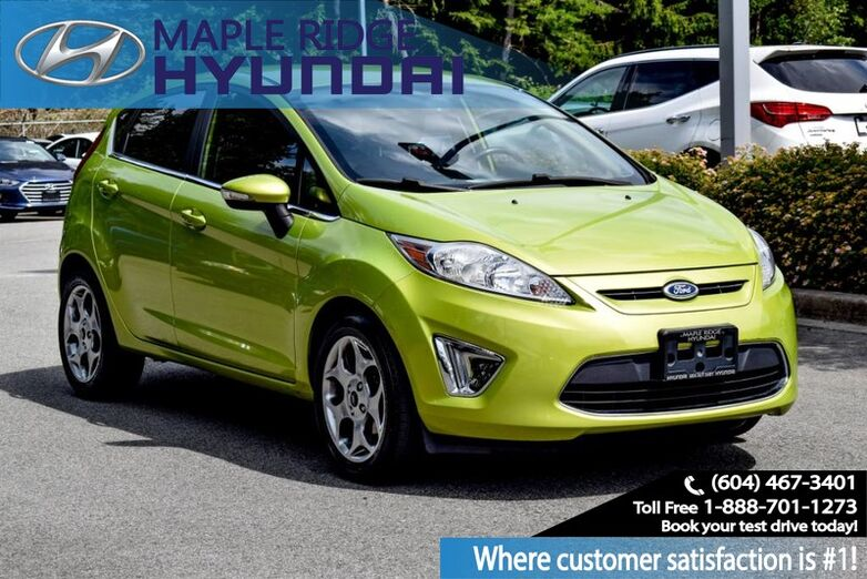 2011 Ford Fiesta 5dr HB SES Maple Ridge BC