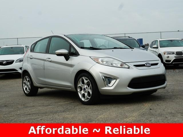 2011 Ford Fiesta 5dr HB SES Cranberry Twp PA