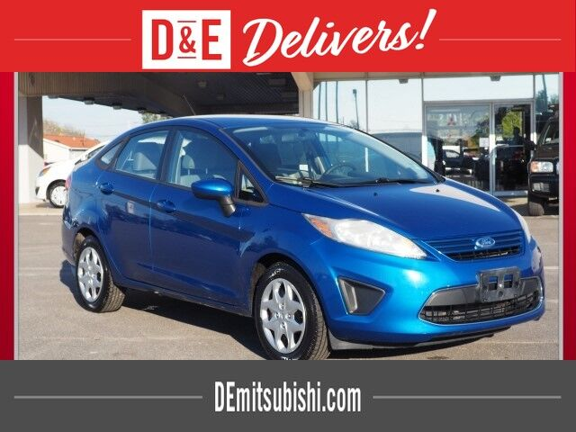 2011_Ford_Fiesta_S_ Wilmington NC