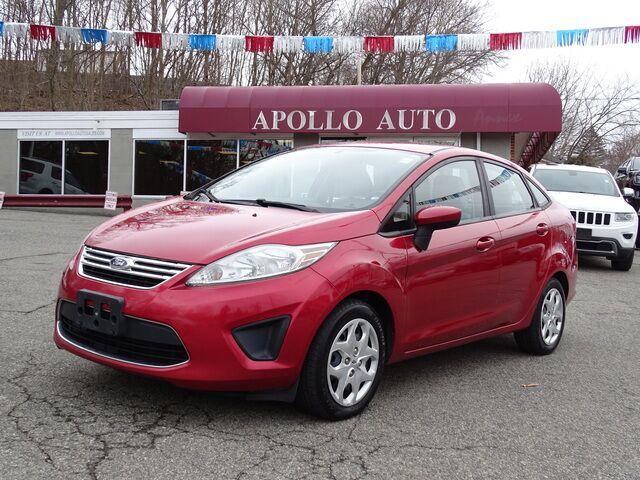 2011 Ford Fiesta SE Cumberland RI