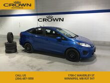 2011_Ford_Fiesta_SE Sedan **Includes Winter Tires** Power Windows**_ Winnipeg MB