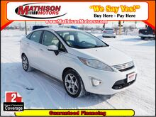2011_Ford_Fiesta_SEL_ Clearwater MN