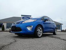 Ford Fiesta SES- LEATHER- NAVIGATION- SUNROOF- LOADED 2011