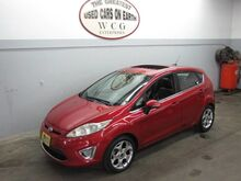 2011_Ford_Fiesta_SES_ Holliston MA