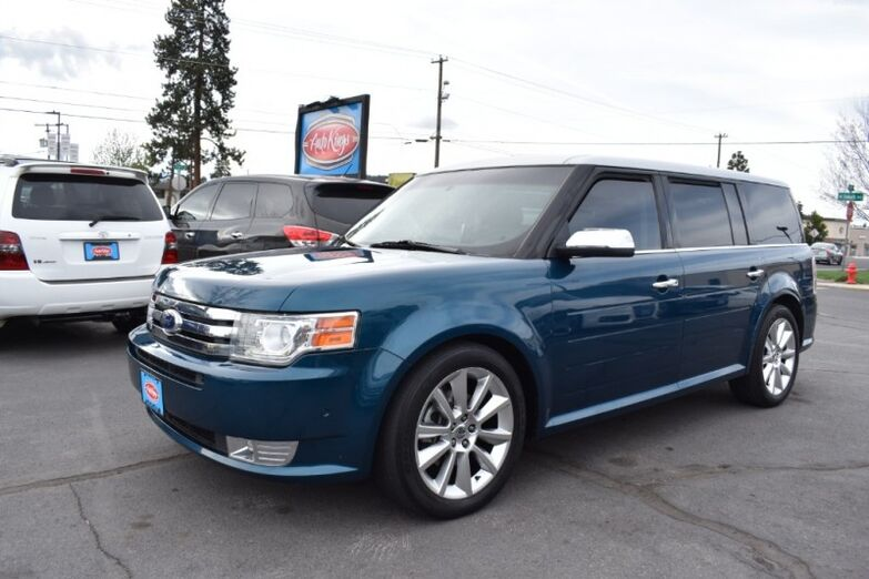 2011 Ford Flex 4dr Limited AWD w/Ecoboost Bend OR