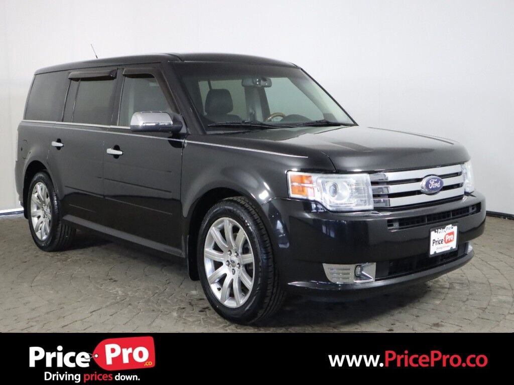 2011 Ford Flex Limited AWD w/Nav/Heated Leather Maumee OH