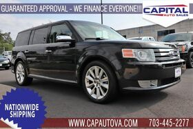 2011_Ford_Flex_Limited_ Chantilly VA