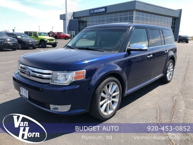 2011 Ford Flex Limited Plymouth WI