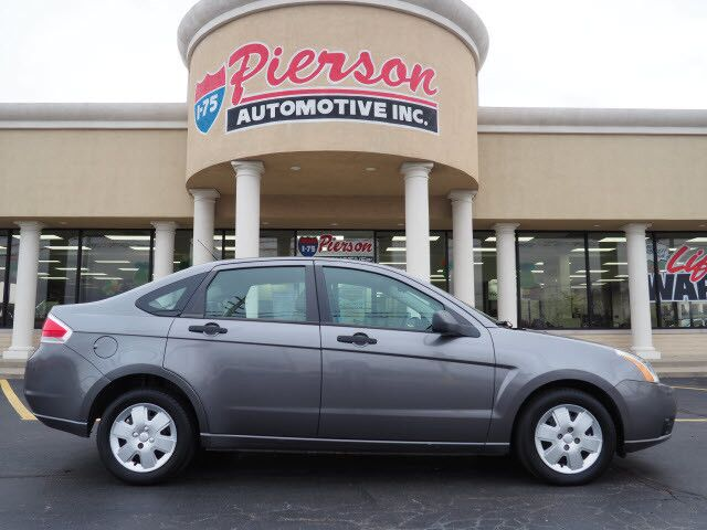 2011 Ford Focus S Middletown OH