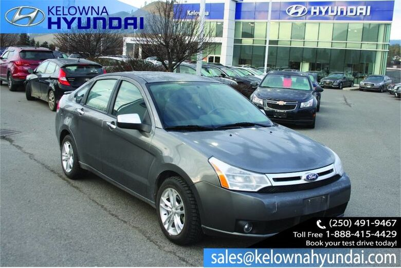 2011 Ford Focus SE (Low kms) Kelowna BC