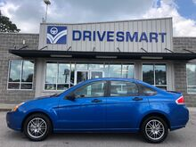 2011_Ford_Focus_SE Sedan_ Columbia SC