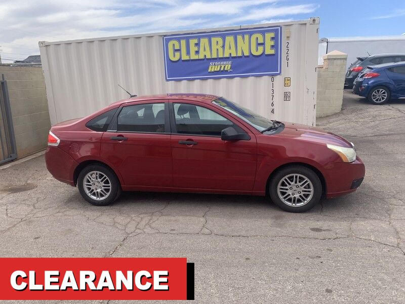 2011 Ford Focus SE St George UT