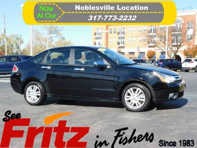 2011 Ford Focus SEL Fishers IN