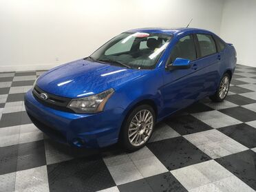 2011_Ford_Focus_SES_ Chattanooga TN