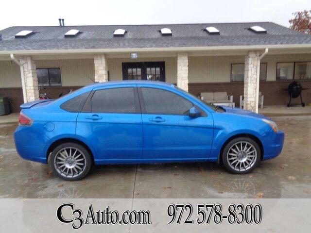 2011 Ford Focus SES Plano TX