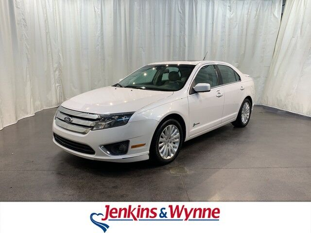 2011 Ford Fusion 4dr Sdn Hybrid FWD