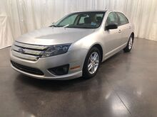 2011_Ford_Fusion_4dr Sdn S FWD_ Clarksville TN