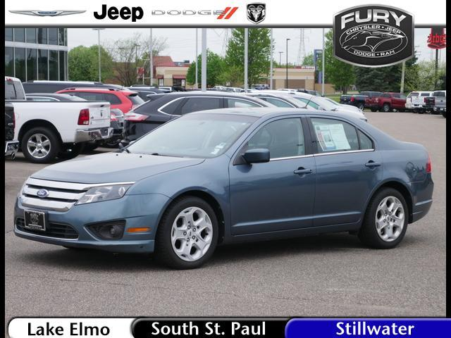 2011 Ford Fusion 4dr Sdn SE FWD St. Paul MN