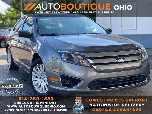 2011 Ford Fusion Hybrid Columbus OH