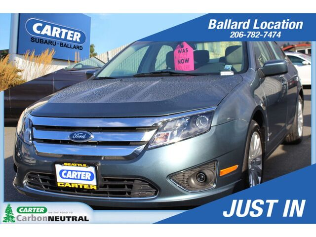 2011 Ford Fusion Hybrid FWD Seattle WA