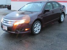 2011_Ford_Fusion_I4 SE_ Dallas TX