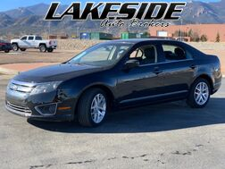 2011_Ford_Fusion_I4 SEL_ Colorado Springs CO