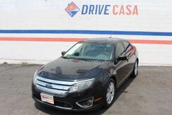 2011_Ford_Fusion_I4 SEL_ Dallas TX