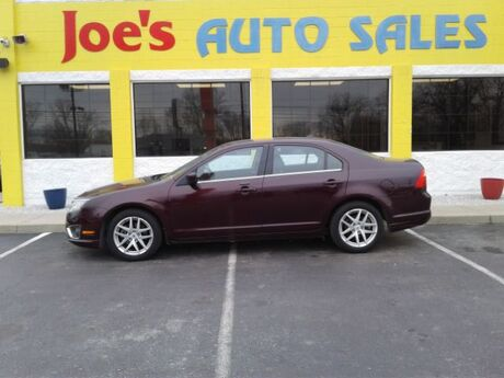 2011 Ford Fusion I4 SEL Indianapolis IN