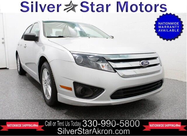 2011 Ford Fusion S Tallmadge OH