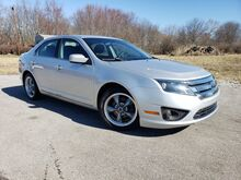 2011_Ford_Fusion_SE_ Georgetown KY