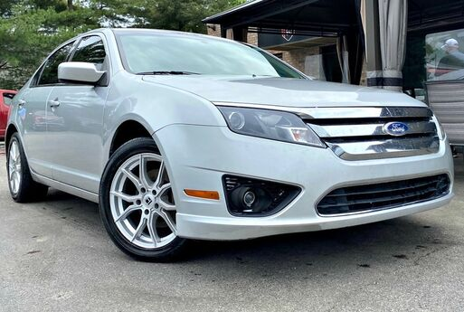 2011 Ford Fusion SE Georgetown KY