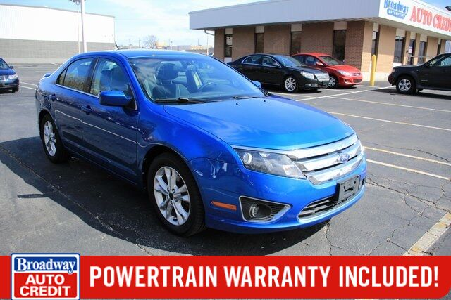 2011 Ford Fusion SE Green Bay WI