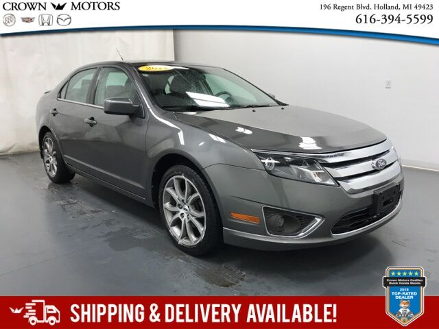 2011 Ford Fusion SE Holland MI
