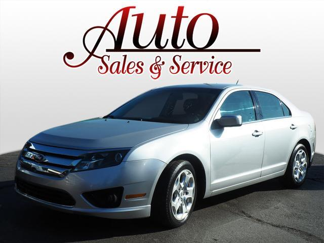 2011 Ford Fusion SE Indianapolis IN