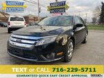 2011 Ford Fusion SE Moonroof Low Miles