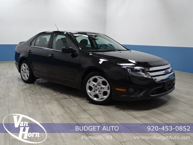 2011 Ford Fusion SE Plymouth WI