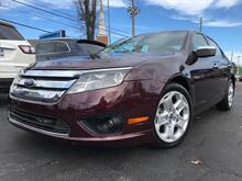 2011_Ford_Fusion_SE_ Raleigh NC