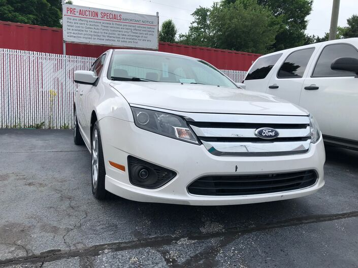2011 Ford Fusion SE Richmond KY
